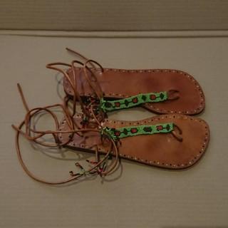 アンティックバティック(Antik batik)のANTIK BATIK サンダル(サンダル)