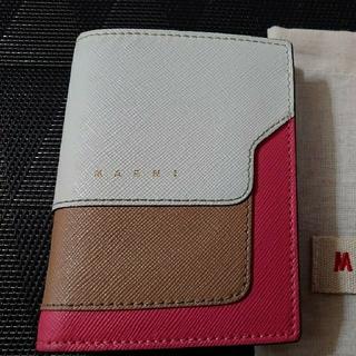 マルニ(Marni)の再値下げ MARNI マルニ バイフォールドウォレット 財布(折り財布)
