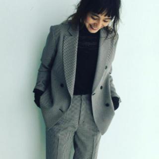 フレームワーク(FRAMeWORK)の金子綾 さん ロペマドモアゼル ジャケット(テーラードジャケット)