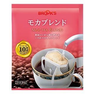 ブルックス(Brooks)のBROOKS ドリップコーヒー モカブレンド 15袋(コーヒー)