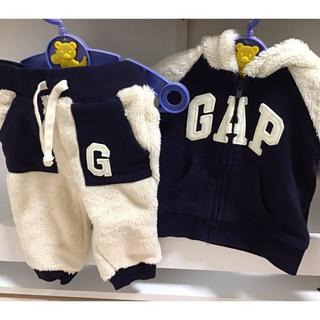 babyGAP - baby gap 12-18m パーカー上下セット