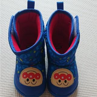 アンパンマン スノーブーツ 14センチ(ブーツ)