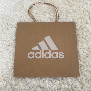 アディダス(adidas)のadidas ショッパー 袋(ショップ袋)