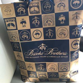 ブルックスブラザース(Brooks Brothers)のブルックスブラザーズ トート バッグ ネイビー(トートバッグ)