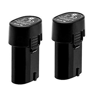 マキタ(Makita)の大容量 2個 マキタ BL7010 互換 バッテリー 7.2V 2.2Ah 工具(掃除機)