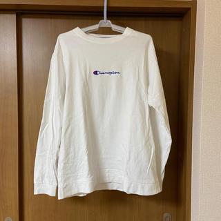 チャンピオン(Champion)の【Mサイズ】beams × champion コラボ ロンT(Tシャツ/カットソー(七分/長袖))