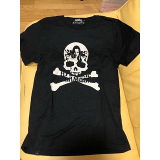 ヒステリックグラマー(HYSTERIC GLAMOUR)の極美品 ヒステリックグラマー  マスターマインド  コラボTシャツ(Tシャツ/カットソー(半袖/袖なし))