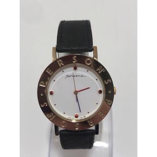 パーソンズ(PERSON'S)のT295 美品 PERSONS パーソンズ クォーツ レディース 腕時計(腕時計)