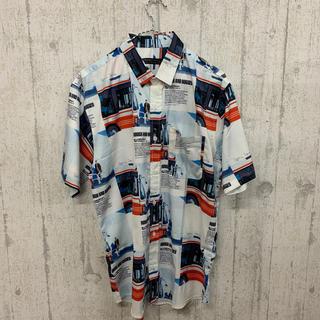 ファンキーフルーツ(FUNKY FRUIT)のレトロ総柄 半袖シャツ(シャツ/ブラウス(半袖/袖なし))