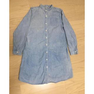 ムジルシリョウヒン(MUJI (無印良品))の無印良品 MUJI マタニティ ワンピース 授乳服(マタニティワンピース)