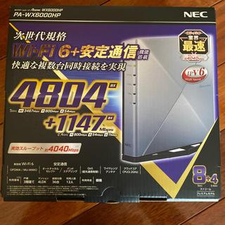 エヌイーシー(NEC)の  [NEC]Aterm WX6000HP PA-WX6000HP(PC周辺機器)