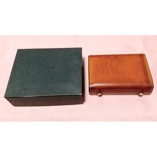 エムピウ(m+)のエムピウ ミッレフォッリエ2 P25 ナポリ(折り財布)