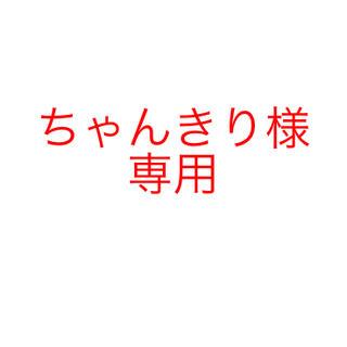 ちゃんきり様 専用(その他)