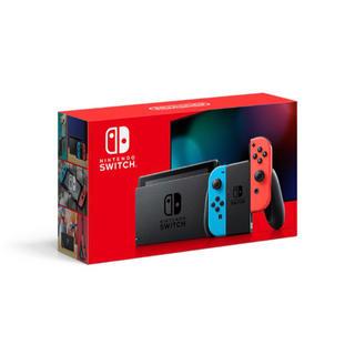 ニンテンドースイッチ(Nintendo Switch)の新型ニンテンドースイッチ ネオンカラー(家庭用ゲーム機本体)