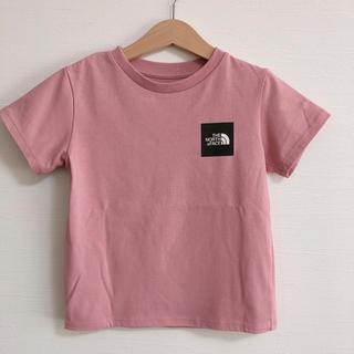 ザノースフェイス(THE NORTH FACE)のノースフェイスキッズ🌈110cm 美品・限定Tシャツ(Tシャツ/カットソー)