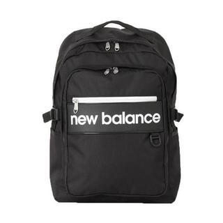 ニューバランス(New Balance)の新品送料無料new balance(ニューバランス)リュック30ℓ クロ/シロ(リュック/バックパック)