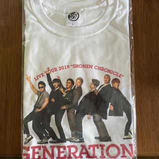ジェネレーションズ(GENERATIONS)のGENERATIONS Tシャツ(アイドルグッズ)