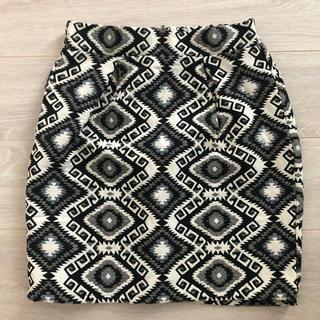 アルピーエス(rps)のタイトスカート(ひざ丈スカート)