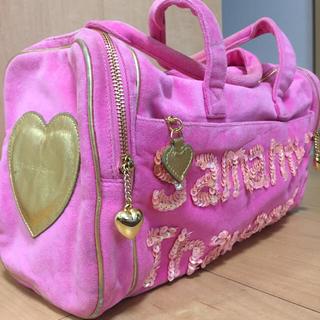 サマンサタバサ(Samantha Thavasa)のサマンサ バック ピンク(スーツケース/キャリーバッグ)