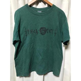 アンチクラス(Anti Class)の古着 ANTI CLASS アンチクラス Black out 半袖Tシャツ(Tシャツ/カットソー(半袖/袖なし))