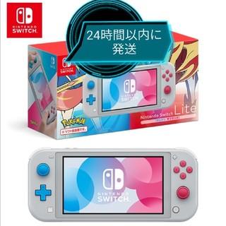ニンテンドースイッチ(Nintendo Switch)のニンテンドースイッチライト 本体 ザシアンザマゼンタ 6台(携帯用ゲーム機本体)