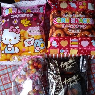ハローキティ(ハローキティ)のキティちゃんのお菓子セット(菓子/デザート)