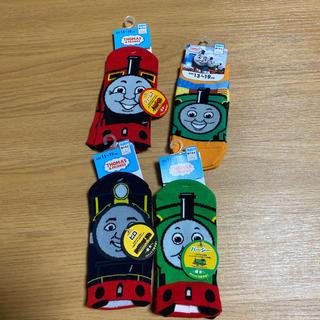 フクスケ(fukuske)の【新品未使用】 機関車トーマスの靴下 13~19cm(靴下/タイツ)