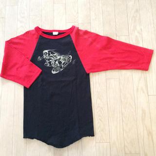 ロンハーマン(Ron Herman)の1997年 mahagamage sportswear ラグランTEE(Tシャツ(長袖/七分))