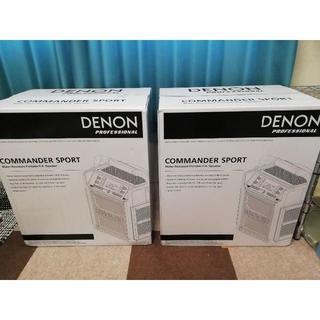 でっち様専用①Denon Professional 防滴 ポータブルスピーカー(スピーカー)