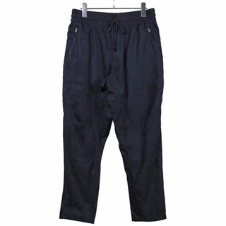 YANTOR suede jersey pants navy(その他)