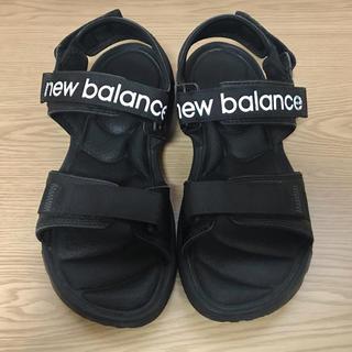 ニューバランス(New Balance)のnew balance スポーツサンダル(サンダル)