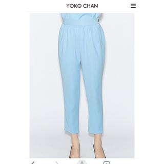 バーニーズニューヨーク(BARNEYS NEW YORK)のYOKO CHAN Gathered Pants  38     ヨーコチャン (その他)