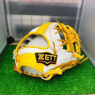 ゼット(ZETT)のゼット プロステイタス 軟式オリジナルオーダーグラブ 内野手用(グローブ)