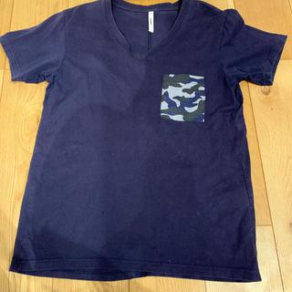 アタッチメント(ATTACHIMENT)のアタッチメント ATTACHMENT  カモ柄ポケTシャツ(Tシャツ/カットソー(半袖/袖なし))