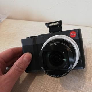 ライカ(LEICA)のleica c-lux ライカ(コンパクトデジタルカメラ)