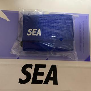 シュプリーム(Supreme)のWIND AND SEA WEEKEND(ER) TRAVEL WALLET財布(折り財布)