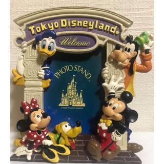 ディズニー(Disney)のディズニーランド フォトフレーム写真立て(中古)(その他)