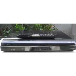 SHARP - SHARP/DV-ACW52;地デジ/HDD/DVDW録中古完動0411