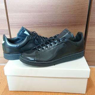 アディダス(adidas)の国内正規 adidas DSM コラボ スタンスミス ブラック 27.5cm(スニーカー)