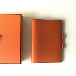 エルメス(Hermes)のHERMES 手帳 パスポートケース(旅行用品)