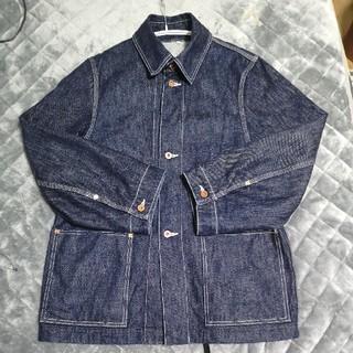 アンユーズド(UNUSED)の【Yoko sakamoto】18SS デニムカバーオール デニムジャケット(カバーオール)