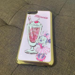 コクーニスト(Cocoonist)のCocoonist iPhoneケース ミニー(その他)
