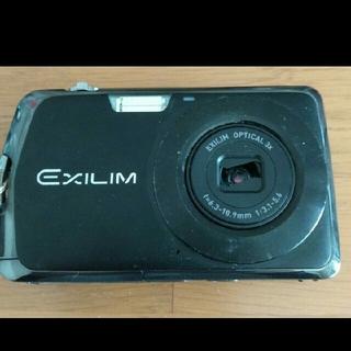 カシオ(CASIO)の【ジャンク品】CASIO EXILIM EX-Z330 (コンパクトデジタルカメラ)