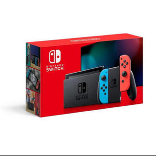 ニンテンドースイッチ(Nintendo Switch)の任天堂 Switch本体(家庭用ゲーム機本体)