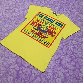 ヒステリックミニ(HYSTERIC MINI)の専用♥ヤンキーtee100(Tシャツ/カットソー)