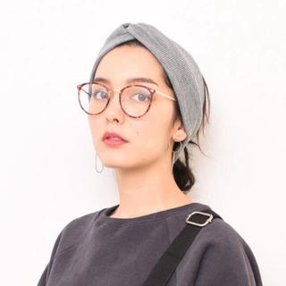 コーエン(coen)のcoen 伊達眼鏡(サングラス/メガネ)