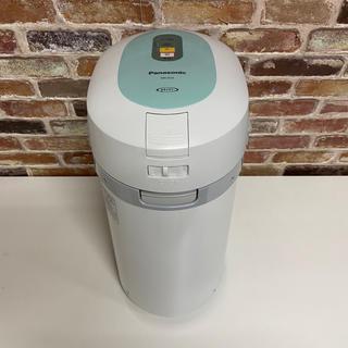 パナソニック(Panasonic)のパナソニック 家庭用生ごみ処理機 グリーン MS-N23-G(生ごみ処理機)
