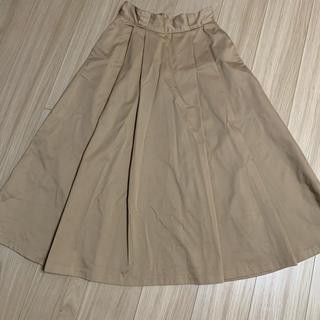 ダントン(DANTON)のダントン36スカート (ロングスカート)