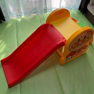 アガツマ(Agatsuma)のアンパンマン  うちの子天才 すべり台 専用工具付き(知育玩具)