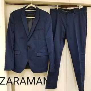 ザラ(ZARA)の【よしくん様専用】お取り置き ZARA スーツ(セットアップ)